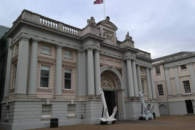 National Maritime Museum, Greenwich, London