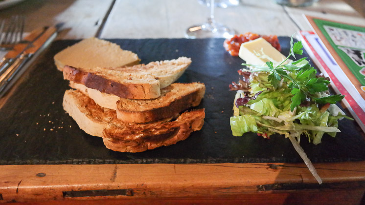 Pate Starter - The Three Chimneys, Biddenden in Ashford, Kent