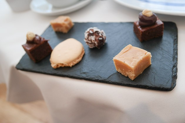 Petit Fours - Alberts Table in Croydon, Surrey