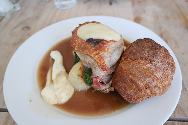 Pork Belly - The Oxford, Whitstable in Kent