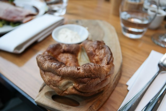 Quality Yorkshire Pudding - National Maritime Museum, Greenwich, London