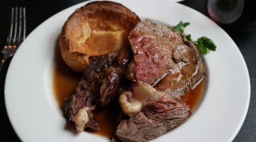 Roast Beef - Bel and Dragon in Kingsclear, Newbury