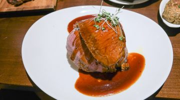 Roast Beef - Cow & Pig, Bromley in Kent
