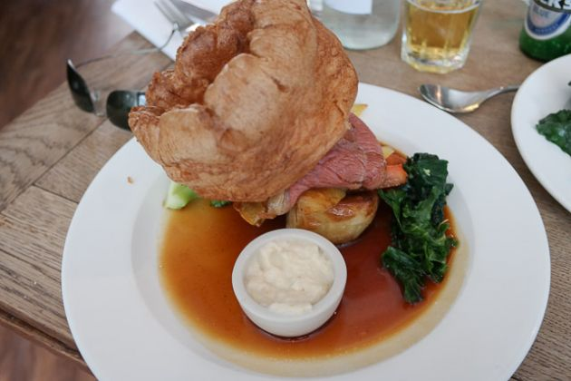 Roast Beef - Deeson in Canterbury, Kent