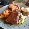 Roast Beef - The Barn in Gillingham, Kent