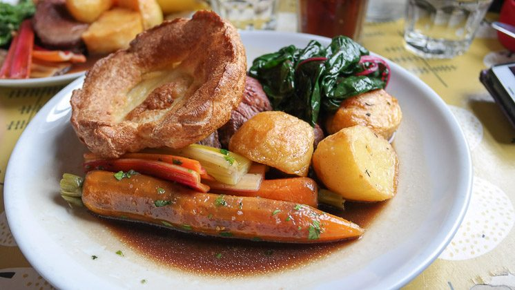 Roast Beef - The Ship Inn, Rye in East Sussex