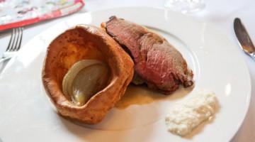 Roast Beef - The Swan at Lavenham,, Suffolk