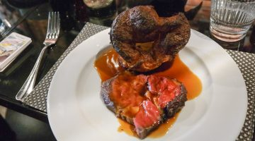 Roast Beef & Yorkshire Pudding - Malmaison in Reading, Berkshire