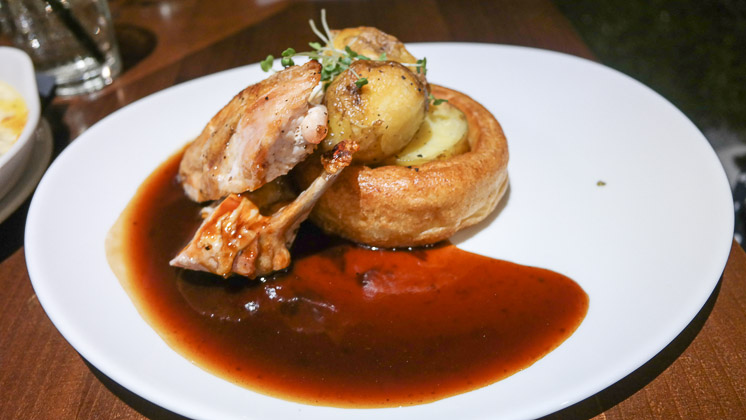 Roast Chicken- Cow & Pig, Bromley in Kent