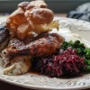 Roast Chicken - The Beacon, Royal Tunbridge Wells in Kent