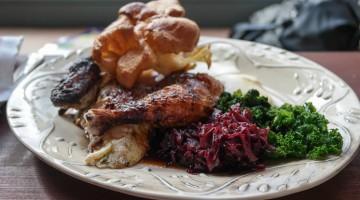 Roast Chicken - The Beacon, Royal Tunbridge Wells in Kent