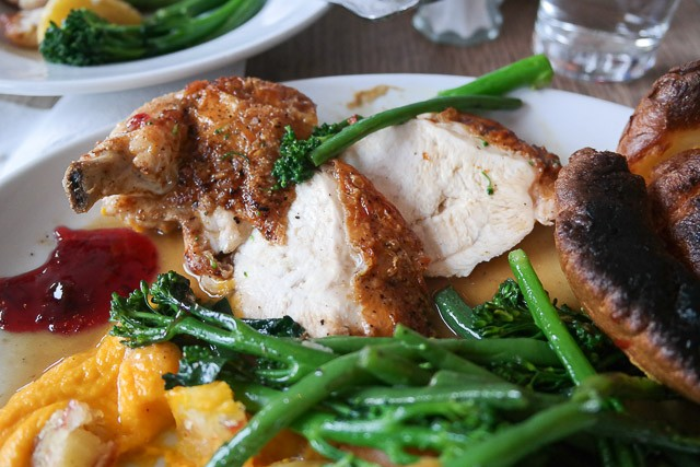 Roast Chicken - The Chancery, Beckenham in Bromley, Kent