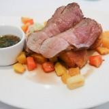 Roast Lamb - East Coast Dining Room, Tankterton nr Canterbury, K