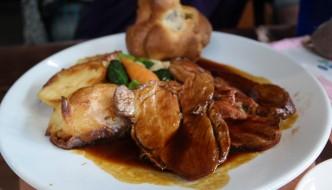 Roast Lamb - - The Great House, Hawkhurst in Kent