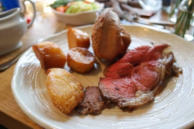Roat Beef - The Kentish Hare, Bidborough, Royal Tunbridge Wells, Kent