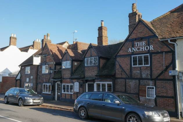 The Anchor in Ripley, Woking