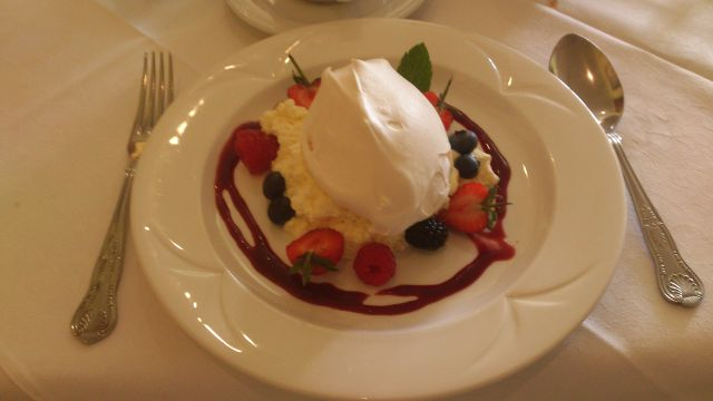 The Bakery, Tatsfield - Eton Mess Dessert