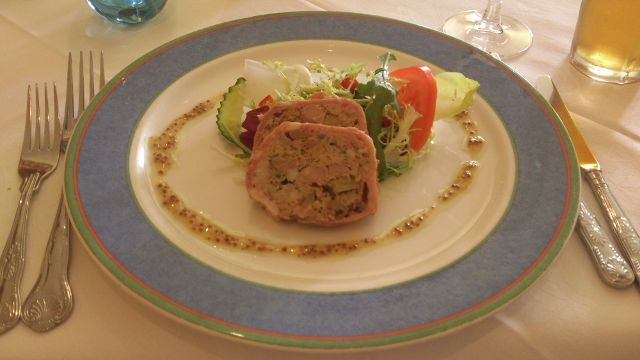 "The Bakery, Tatsfield - ""Paté"" Starter"
