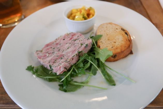 The Bickley, Chislehurst, Kent - Ham Hock Terrine