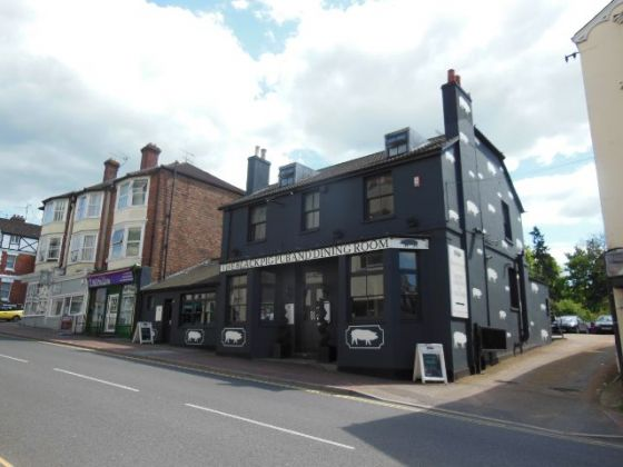 The Black Pig, Tunbridge Wells in Kent