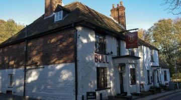The Bull Hotel, Wrotham in Sevenoaks, Kent