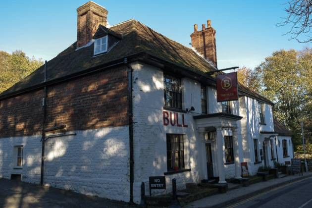 The Bull Hotel, Wrotham