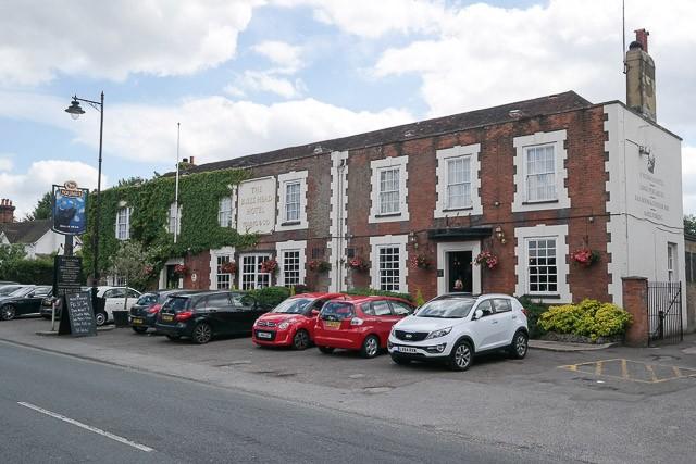 The Bulls Head Hotel, in Chislehurst, Bromley, Kent