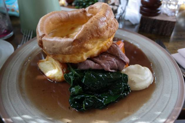 The Bunk Inn, Curridge nr Newbury - Roast Beef