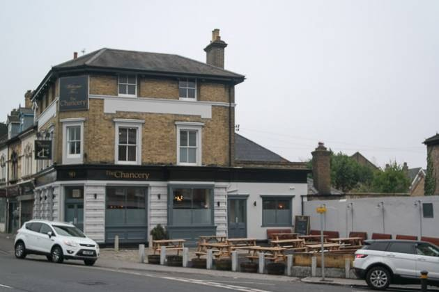 The Chancery,  Beckenham