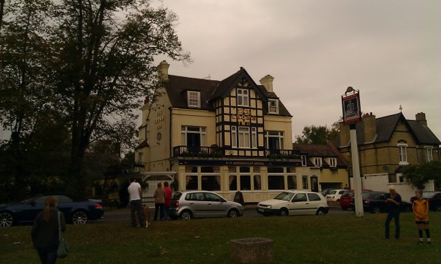 The Crown Inn image of the outside