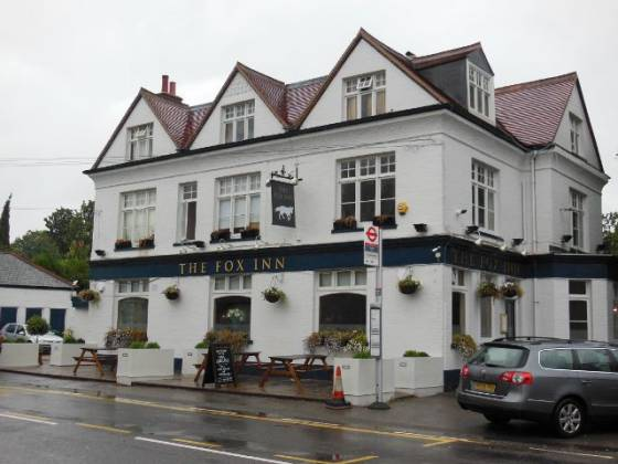 The Fox, Keston in Bromley, Kent
