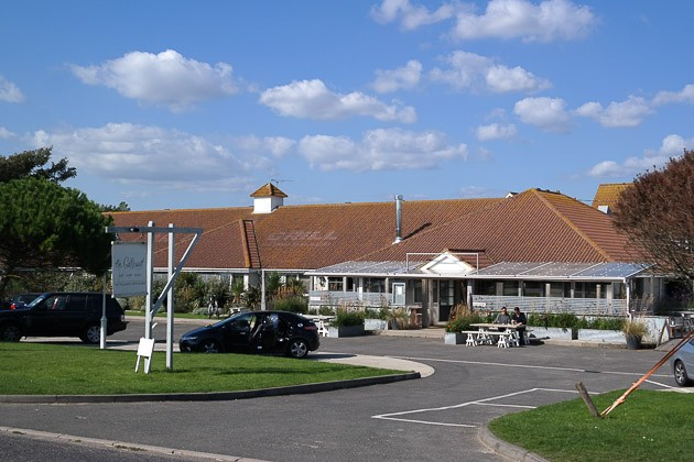 The Gallivant, Camber near Rye, Kent