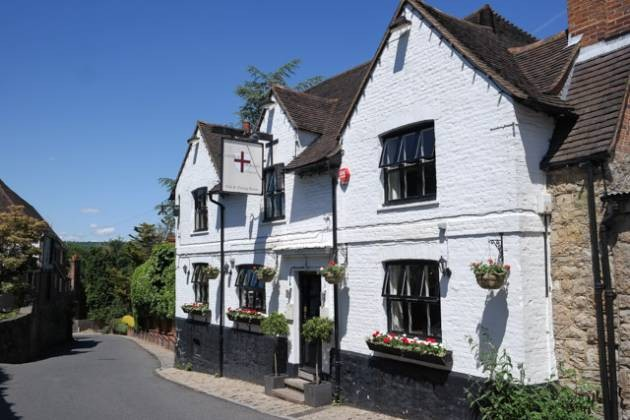 The George & Dragon, Chipstead