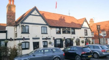 The Hinds Head, Bray in West Berkshire