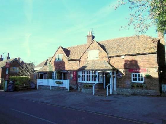 The Horns, Otford in Sevenoaks, Kent