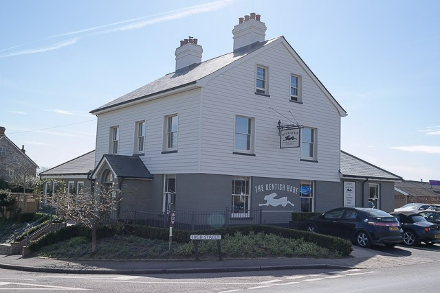 The Kentish Hare, Bidborough, Royal Tunbridge Wells, Kent