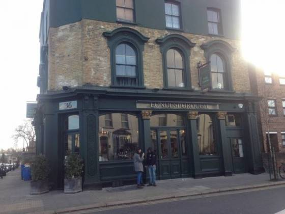The Londsborough, Stoke Newington nr Islington, London
