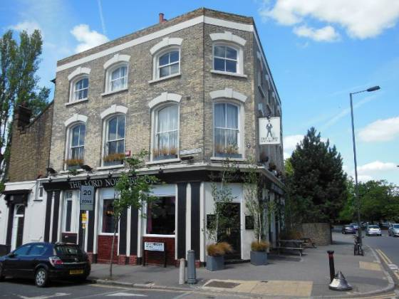 The Lord Northbrook, Lee in Lewisham, London