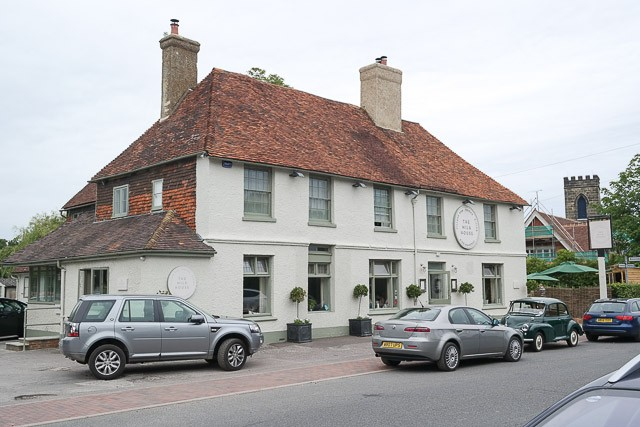 The Milk House in Sissinghurst, nr Cranbrook, Kent