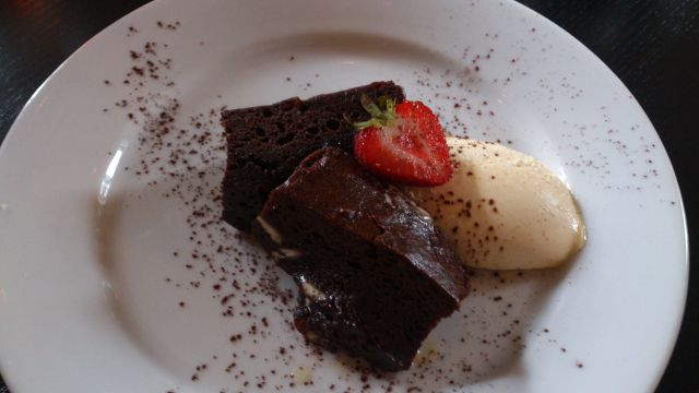 The Moody Cow, Upton Bishop - Chocolate Brownie