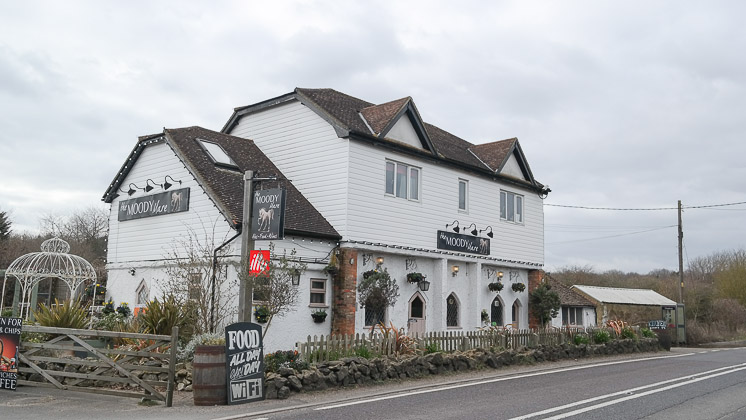 The Moody Mare, Mereworth nr West Malling, Kent