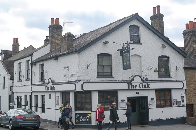 The Oak in Bromley, Kent