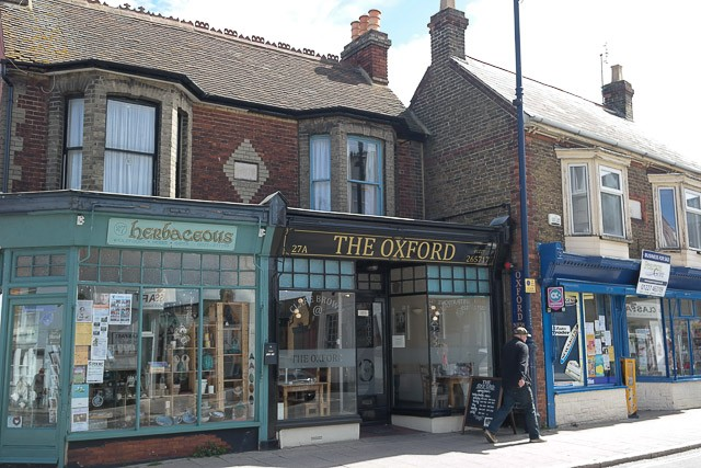 The Oxford, Whitstable in Kent