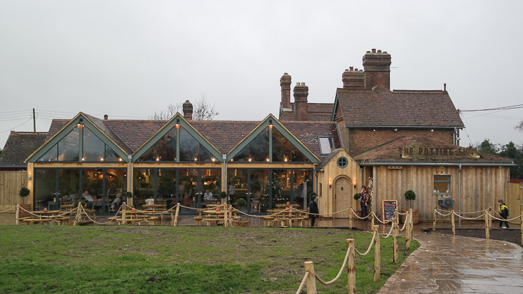The Potting Shed in Langley, Maidstone, Kent