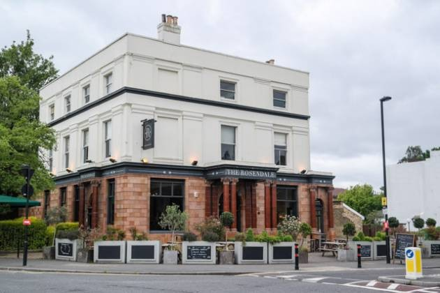 The Rosendale in West Dulwich, London