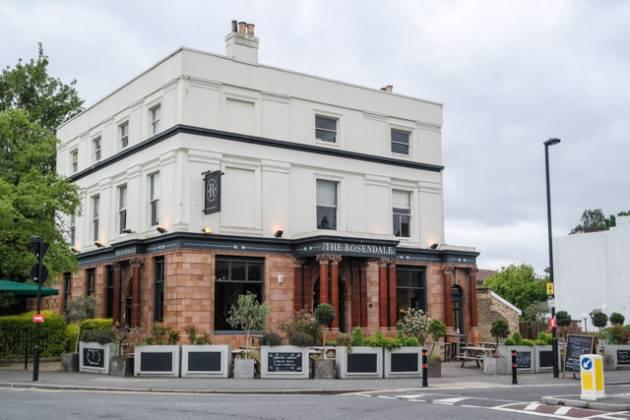 The Rosendale in West Dulwich, London