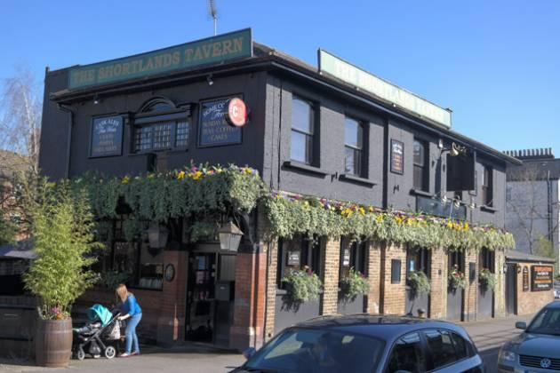 The Shortlands Tavern, Bromley, Kent