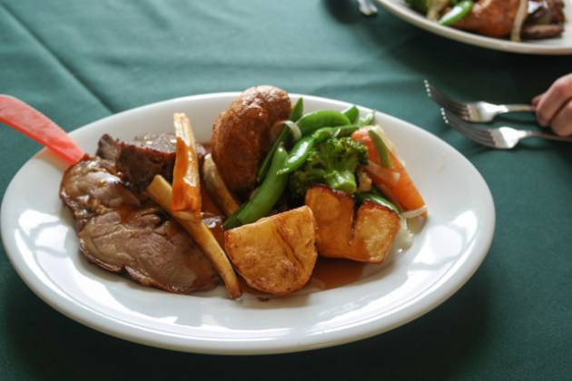 The Snail, Sevenoaks - Children's Roast Lamb