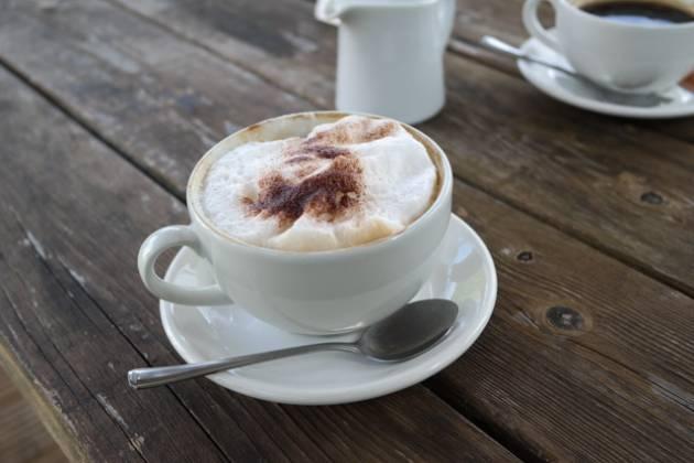 The Snail, Sevenoaks - Perfect Cappuccino