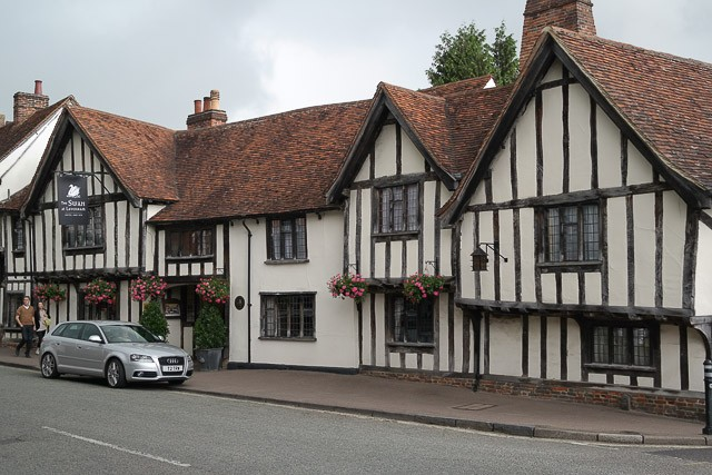 The Swan at Lavenham,, Suffolk